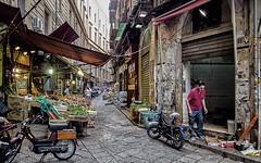 Discesa Maccheronai (Kevin R Thornton) Tags: sicily city discesamaccheronai palermo street sicilia italy it