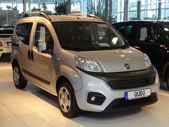 2016 Fiat Qubo (harry_nl) Tags: germany deutschland 2016 rheine mesum fiat qubo brüggemann