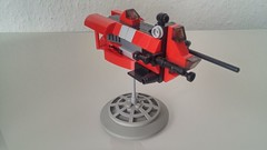 Micro ship (ja_ja_wunderbar) Tags: lego moc micro