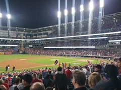 20161014_200109_Richtone(HDR) (reddawg5357) Tags: progressivefield clevelandindians cleveland clevelandohio chiefwahoo alcs indians tribetown tribetime mlb baseball bluejays