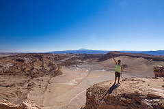 mirador kari (marcelayaez) Tags: valledelaluna miradorkari desierto salardeatacama arena suelo airelibre