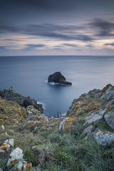 Pleinmont LE (scott.hammond34) Tags: landscape seascape longexposure sunset pleinmont guernsey channelislands rock cliff seastack cloud sky movement carlzeiss21mmf28 canon6d outdoor scenic