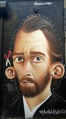 Do-It-Yourself Vincent (edenpictures) Tags: vincentvangogh bushwickcollective graffiti manhattan newyorkcity nyc