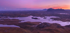 Sionasgaig (J McSporran) Tags: scotland highlands westhighlands northwesthighlands lochsionasgaig suilven quinag stacpollaidh stacpolly landscape canon6d canoneos6d