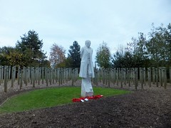 """Shot at dawn"" memorial (BeefyBrian) Tags: nationalmemorialarboretum alrewas shotatdawn"