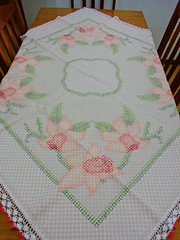 4 (AneloreSMaschke) Tags: bordado tecido xadrez avesso handmade artesanato