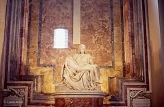 Vaticano (Citt del) - Basilica di San Pietro (Fontaines de Rome) Tags: roma rome rom cittdelvaticano citt vaticano piazzadisanpietro piazza san pietro basilicadisanpietro basilica piet michelangelo
