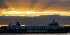 Stena Performer Ray (frisiabonn) Tags: cargo roro ferry performer line stena stenaline birkenhead quays twleve liverpool boat maritime vessel marine kingdom united uk waterfront shore water ship mersey river wirral merseyside britain great england outdoor vehicle