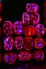 (theleakybrain) Tags: pumpkinnights pumpkin nights mnstatefair p1460119 halloween halloweenwalk minnesota jackolantern jack lantern
