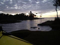 286Sophia Point (vawz) Tags: tassie kayak 08