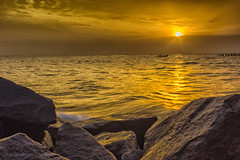 Pondicherry Sunrise (focalframes) Tags: travel photography travelphoto pondy pondicherry india indianphotography frenchconnection frenchestate pondyphoto sunrise goldenhour focalframes insta instatravel lonelyplanet