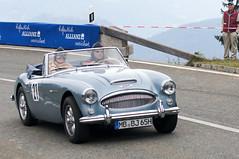 Austin Healey 3000 MK III (1965) (PWeigand) Tags: 2015 austinhealey3000mkiii1965 bayern berchtesgaden edelweissclassic oldtimer rosfeldrennen deutschland