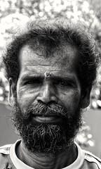 Find (Rajavelu1) Tags: man beard facedetails portrait portraitphotography streetphotography street art artland aroundtheworld creative canon60d