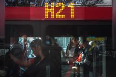 DSCF3334 (Galo Naranjo) Tags: bogot transmilenio sitp colombia pasajero passenger publictransportation gente people brt busrapidtransit sardinas enlatados canned h21