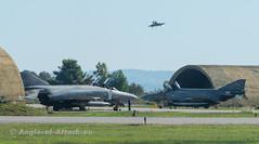 F-4E Phantom II (Angle-of-Attack) Tags: 2015 andravida greece mcdonnell douglas phantomii f4e fighter jet