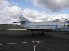 """Dassault Super Mystere B.2 1 • <a style=""""font-size:0.8em;"""" href=""""http://www.flickr.com/photos/81723459@N04/30854255515/"""" target=""""_blank"""">View on Flickr</a>"""