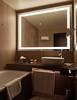 Hilton London Tower Bridge Hotel (jane_sanders) Tags: london hiltonlondontowerbridge hilton hotel morelondon tooleystreet room kingdeluxeplus deluxeplus 825 bathroom mirror sink bath towels toiletries