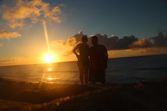 IMG_1441 (michelleingrassia) Tags: banzaipipeline northshore oahu hawaii hi sunset beach