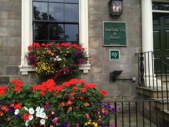 Hotel du Vin / Harrogate (TomChatt) Tags: england yorkshire harrogate ourhotel flowers
