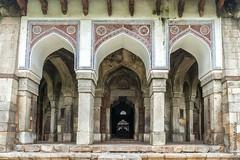 DSC5589 Tumba de Masnad Ali Isa Khan, 1547-48, Delhi (Ramón Muñoz - ARTE) Tags: delhi india mausoleo tumba de masnad ali isa khan