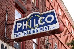 PHILCO (jschumacher) Tags: virginia petersburg petersburgvirginia sign plasticsign philco
