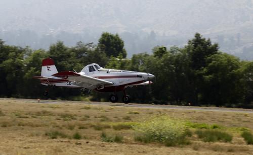 Reforzamiento del equipo aéreo de Gobierno para el combate de incendios forestales