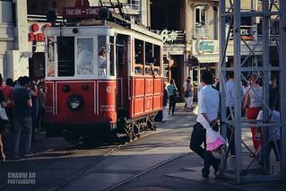 伊斯坦布爾,一座城市的記憶 Istanbul, memories and the city