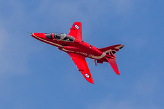 Red Arrows Hawk XX310 (John Ambler) Tags: red tattoo john photographer hawk aviation air royal international photographs arrows bae raf t1 ambler fairford riat johnambler xx310
