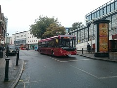 There seems to be an Enviro200 MMC here every week. (davew27) Tags: 2213 enviro200