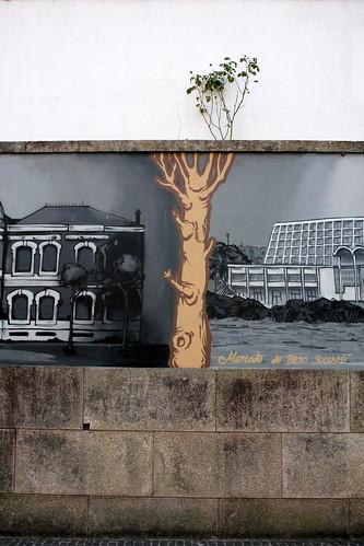 Porto and the memory of the Casa da Musica area - 12by12 #6