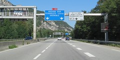 A480-3 (European Roads) Tags: france alps grenoble autoroute a480