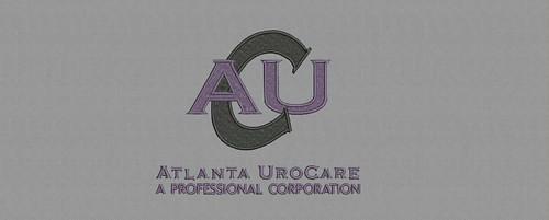 Atlanta Eurocare - design digitized by Indian Digitizer