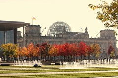 IMG_1167 () Tags: autumn light horse tree berlin fall nature traffic herbst reichstag organ tor brandenburger ampel baum orgel reichstagsgebude