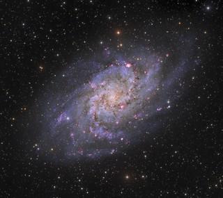 M33 - The Triangulum Galaxy
