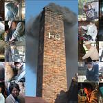 歴史的登り窯の再生の写真