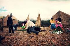 Uros (FacundoClv) Tags: uros flash per islote puno tribu amantani originarios islotew