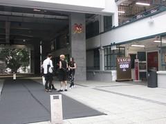 Space Invader HK_79 (tofz4u) Tags: china street people hk streetart tile hongkong mosaic spaceinvader spaceinvaders invader rue chine mosaque artderue pmq hk79