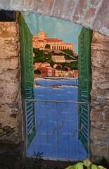 Valloria (037) (Pier Romano) Tags: doors painted liguria porte imperia artisti dipinte valloria dolcedo