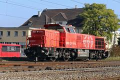 Am 843 018 Pratteln (daveymills31294) Tags: am diesel sbb class 018 ffs pratteln cff 843