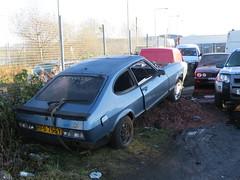 1983 Ford Capri 1.6 GL (GoldScotland71) Tags: rfs755y