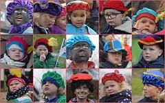 Kleine pietjes (Ilona67) Tags: feest sinterklaas kinderen piet intocht spanning twisk vrolijkheid blijheid