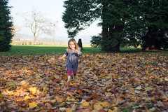 Eva in Leaves