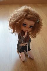 Coronille ^^ (~Louna~) Tags: eyes full wig mohair pullip custom fc custo youpla obitsu