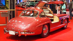 1955 Mercedes-Benz 300SL 4 (Jack Snell - Thanks for over 26 Million Views) Tags: sf auto show ca 58th wallpaper art cars 1955 wall vintage paper san francisco display center international mercedesbenz collectible moscone 300sl excotic jacksnell707 jacksnell accadomy