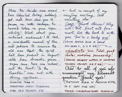 FPN Test - Response (kitchener.lord) Tags: ink teal sailor pens stationery platinum sheaffer clairefontaine 2015 diamine roadbook ancientcopper sailorjentleblue