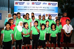 Nippon Paint 13th Inter School Swimming Competition 2015 432
