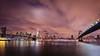 Dive into Manhattan (^Baobab^) Tags: park new york bridge brooklyn night canon cityscape manhattan sony manhattanbridge alpha autofocus platinumheartaward ef1635mmf28lii bestcapturesaoi a7rii ilce7rm2