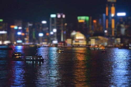 Tiny Victoria Harbour