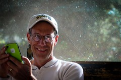 Jeff, our Warmshowers host in Niwot, CO.
