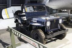 Jeep USAF 50148 (NTG842) Tags: museum georgia force jeep aviation air united robins warner states usaf 50148